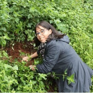 Vera tree planting in Kenya